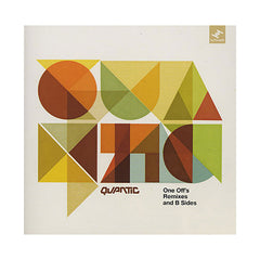 <!--120080729014464-->Quantic Presents - 'One Offs, Remixes & B-Sides' [CD [2CD]]