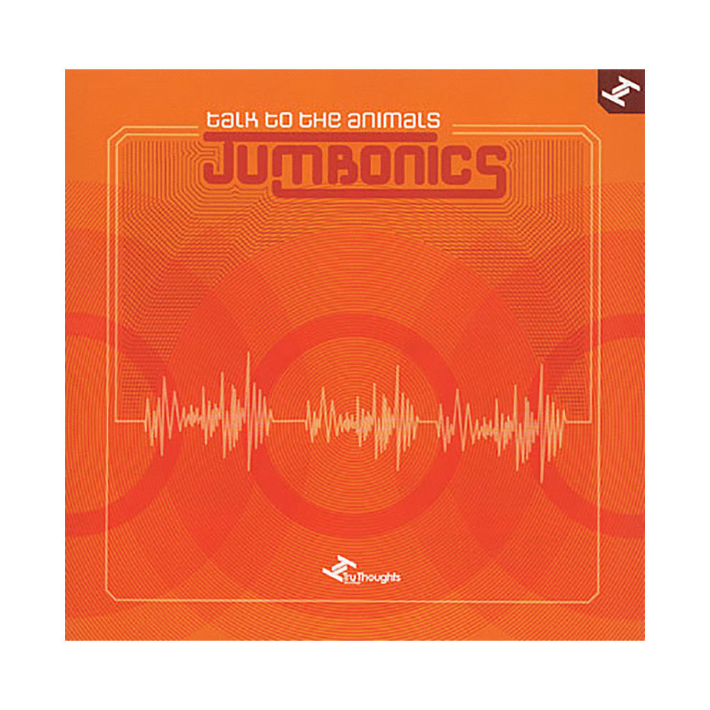 Jumbonics - 'Talk To The Animals' [CD]