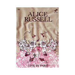 <!--120070612012887-->Alice Russell - 'Live In Paris' [DVD]