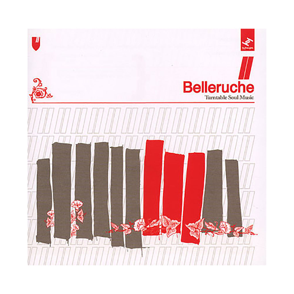 <!--120070717016467-->Belleruche - 'Turntable Soul Music' [CD]