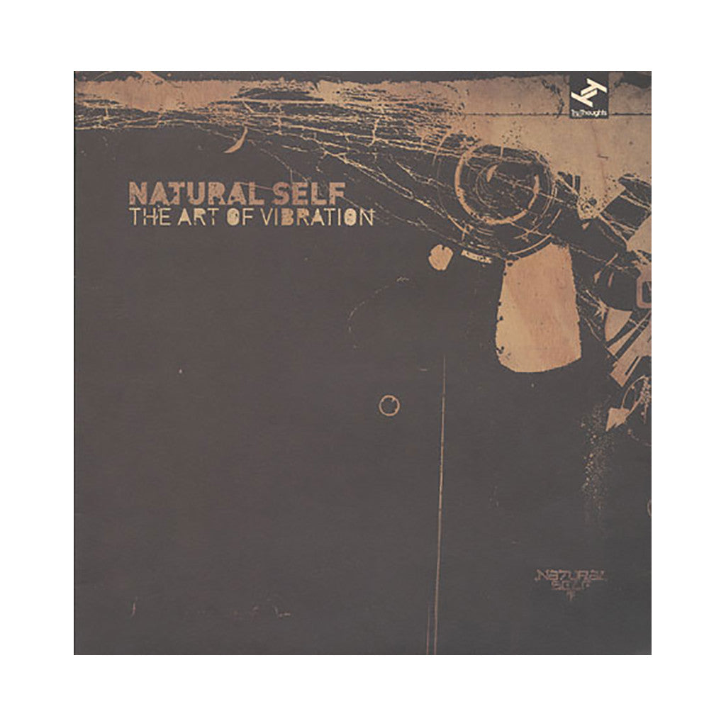 <!--120080701016926-->Natural Self - 'The Art Of Vibration EP' [(Black) Vinyl EP]