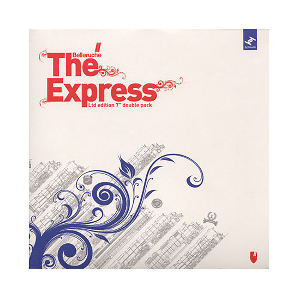 "Belleruche - 'The Express' [(Black) Vinyl [2x7""]]"