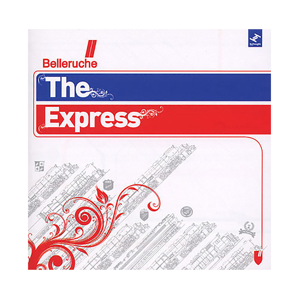 Belleruche - 'The Express' [CD]