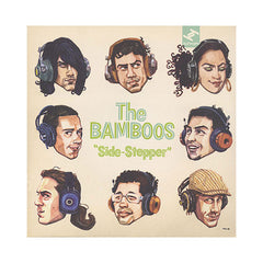 The Bamboos - 'Side-Stepper' [(Black) Vinyl [2LP]]