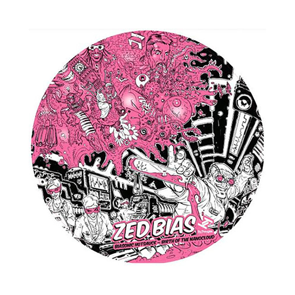 "<!--020111025036527-->Zed Bias - 'Badness/ Trouble In The Streets' [(Picture Disc) 12"" Vinyl Single]"