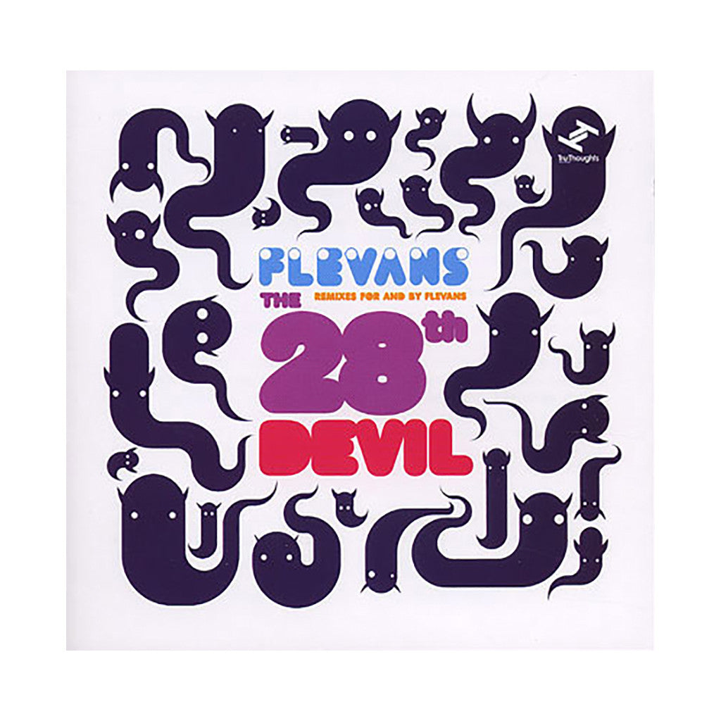 <!--2010022356-->Flevans - 'The 28th Devil: Remixes For And By Flevans' [CD]