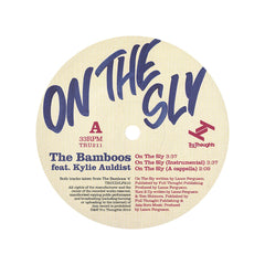 "<!--020100209019537-->The Bamboos - 'On The Sly/ Turn It Up' [(Black) 12"" Vinyl Single]"