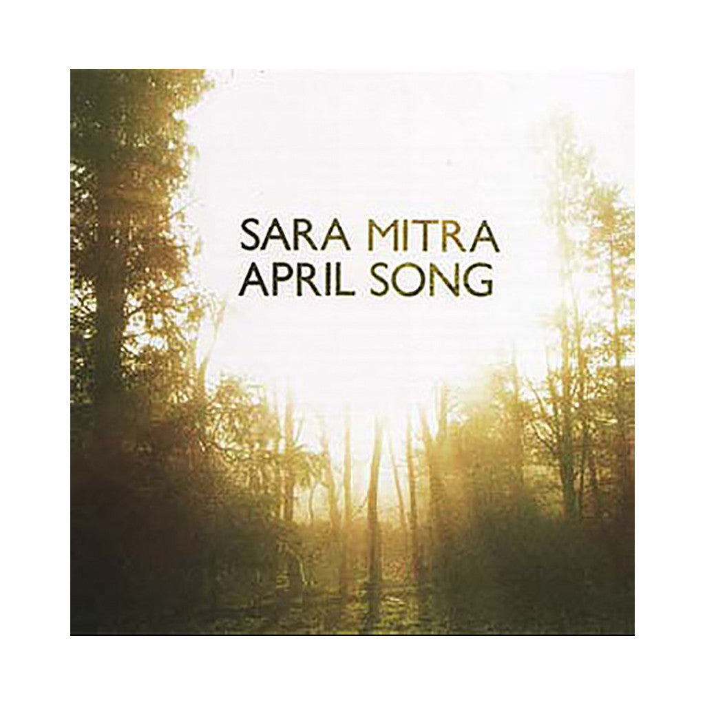 <!--2010120711-->Sara Mitra - 'April Song' [CD]