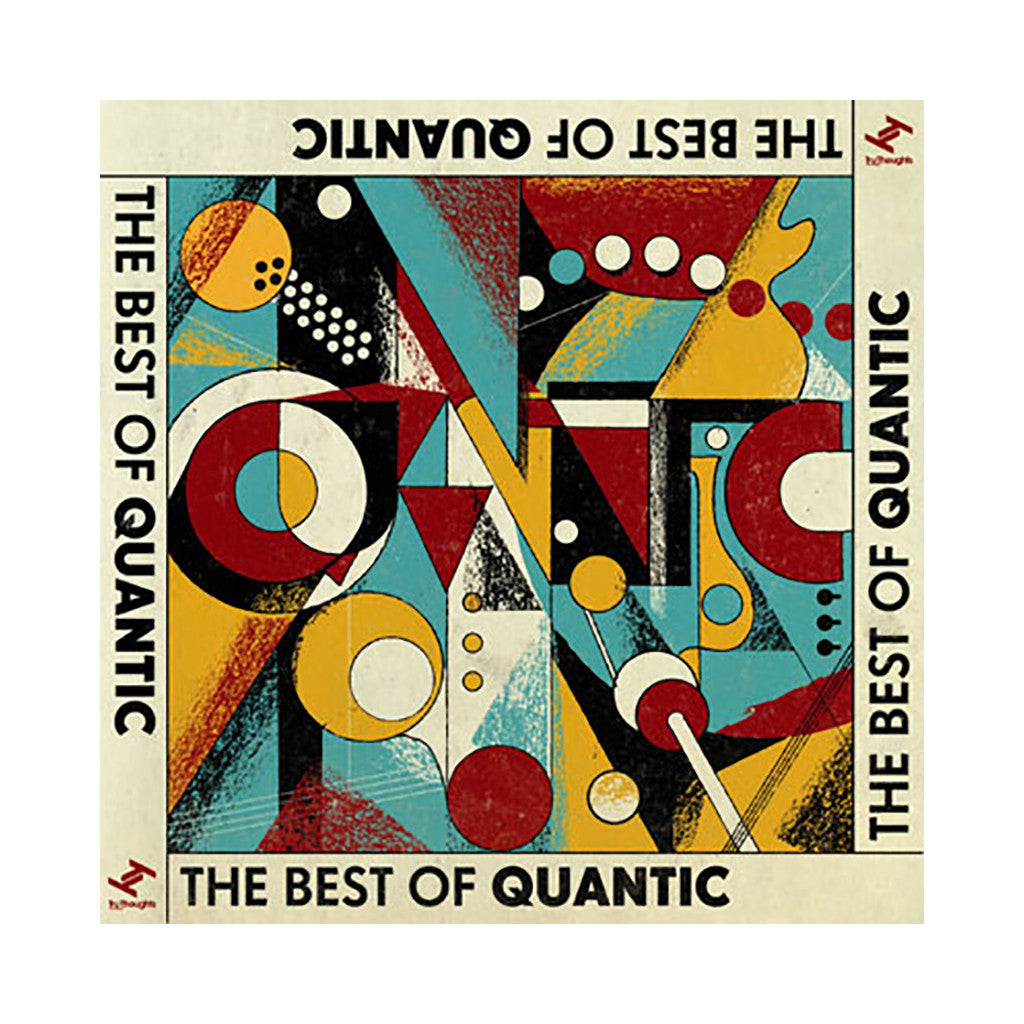 <!--120110913034475-->Quantic - 'The Best Of Quantic' [CD [2CD]]