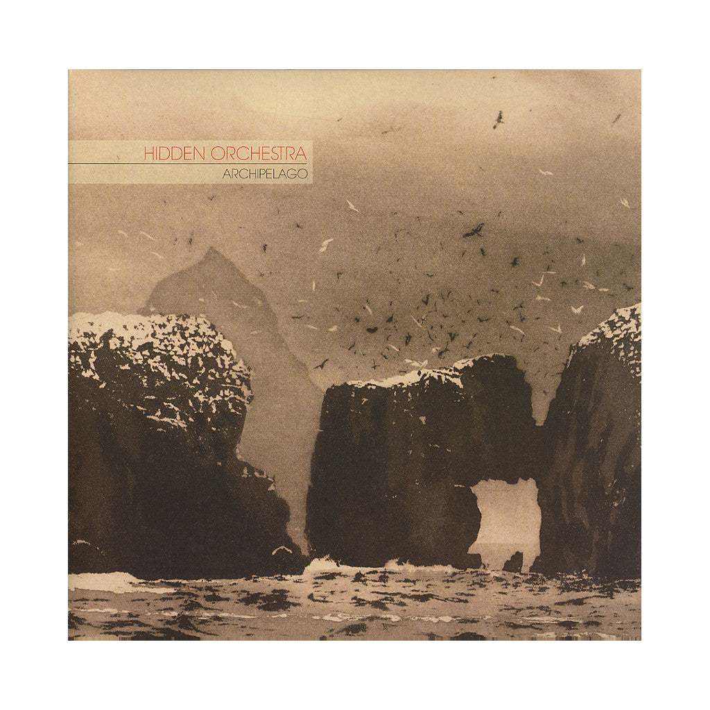 <!--020121009049172-->Hidden Orchestra - 'Archipelago' [CD]
