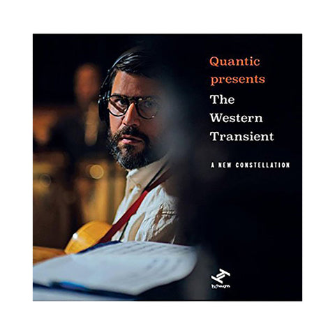 "[""Quantic Presents The Western Transient - 'A New Constellation' [CD]""]"