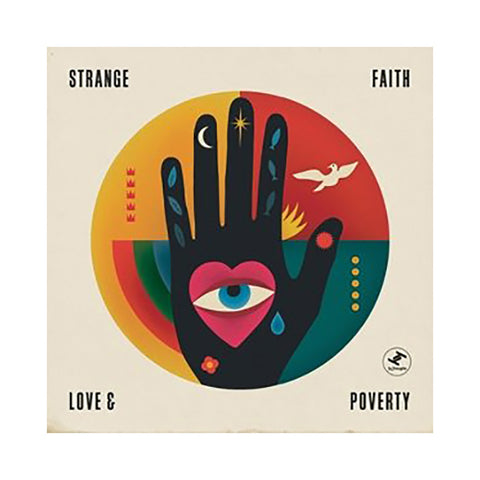Strange Faith - 'Love And Poverty' [CD]