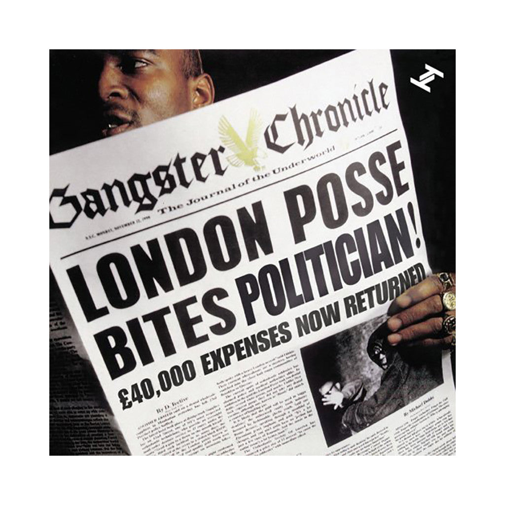 London Posse - 'Gangster Chronicles: The Definitive Collection' [CD [2CD]]