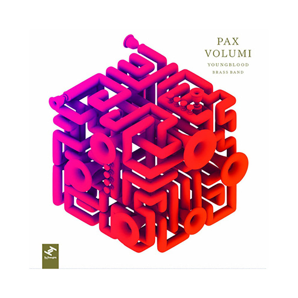 <!--020130910062136-->Youngblood Brass Band - 'Pax Volumi' [CD]