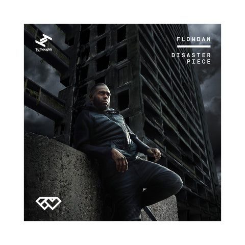 Flowdan - 'Disaster Piece' [(Black) Vinyl LP]