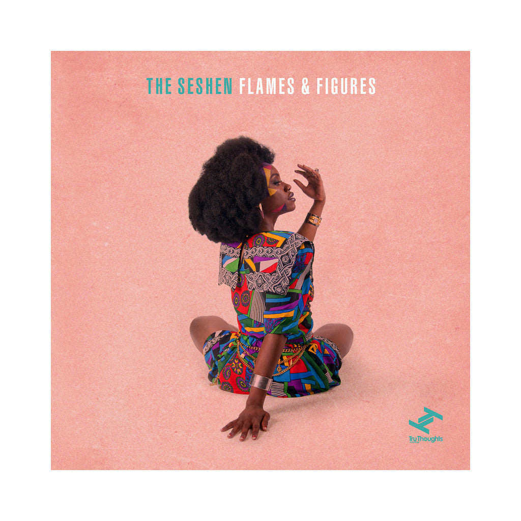 The Seshen - 'Flames & Figures' [CD]