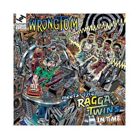 Wrongtom Meets The Ragga Twins - 'In Time' [CD]