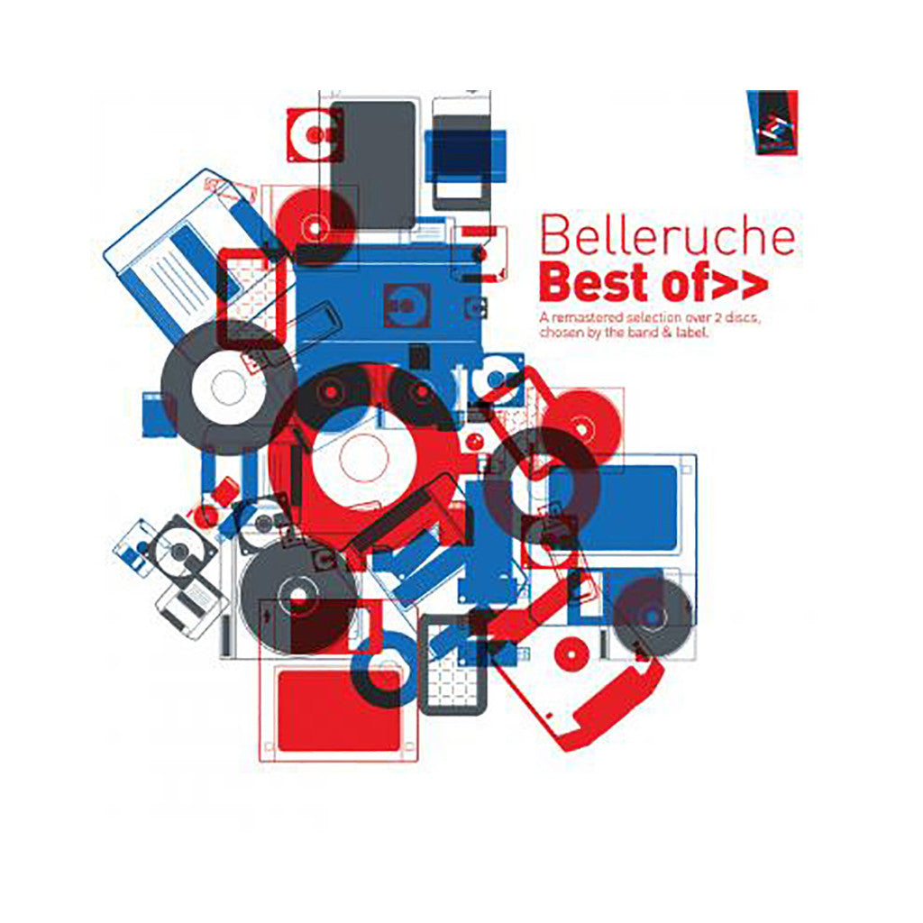 <!--120131029062237-->Belleruche - 'Best Of' [CD [2CD]]