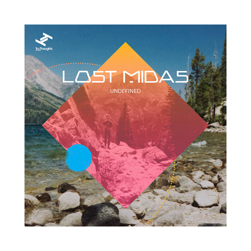Lost Midas - 'Undefined' [CD]