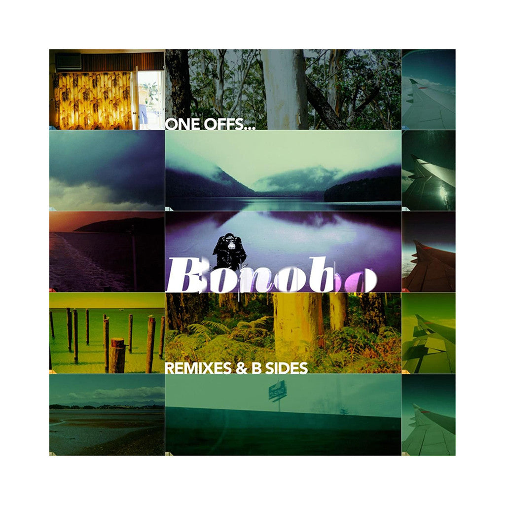 Bonobo - 'One Offs... Remixes & B-Sides (Re-Issue)' [CD]