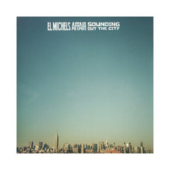 <!--020090317010058-->El Michels Affair - 'Sounding Out The City' [(Black) Vinyl LP]