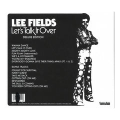 <!--120130122051488-->Lee Fields - 'Let's Talk It Over (Deluxe Edition)' [CD]