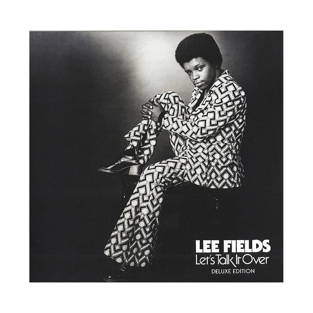 <!--120130122051487-->Lee Fields - 'Let's Talk It Over (Deluxe Edition)' [(Black) Vinyl [2LP]]