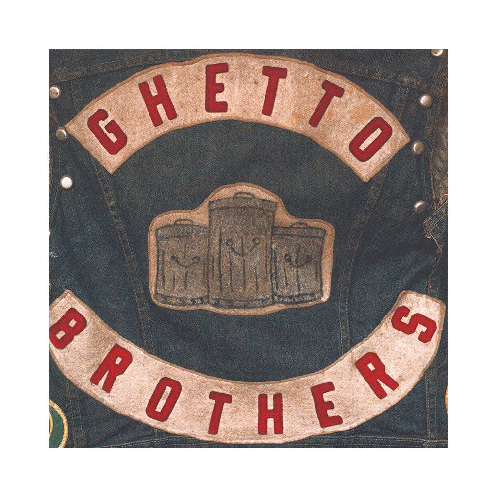 <!--020121120050986-->Ghetto Brothers - 'Power Fuerza (Deluxe Edition)' [(Black) Vinyl LP]