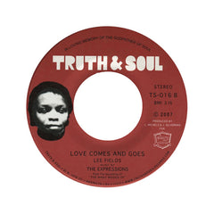 "<!--020070626010032-->Lee Fields & The Expressions - 'My World/ Love Comes And Goes' [(Black) 7"""" Vinyl Single]"