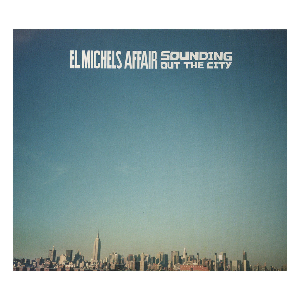 <!--2008080633-->El Michaels Affair - 'Creation' [Streaming Audio]