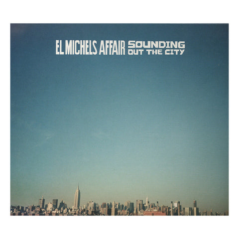 "[""El Michels Affair - 'Sounding Out The City (Deluxe Edition)' [CD [2CD]]""]"