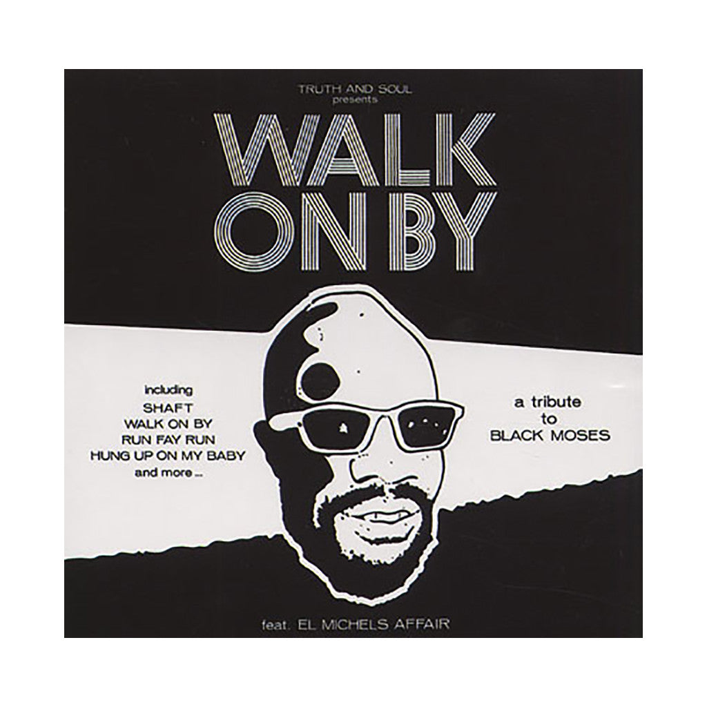 <!--120100713022097-->El Michels Affair - 'Walk On By: A Tribute To Isaac Hayes' [CD]