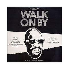 <!--020090331016429-->El Michels Affair - 'Walk On By: A Tribute To Isaac Hayes' [(Black) Vinyl EP]