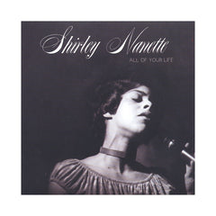 "<!--120130122053433-->Shirley Nanette - 'All Of Your Life/ People Are Thinking' [(Black) 7"""" Vinyl Single]"