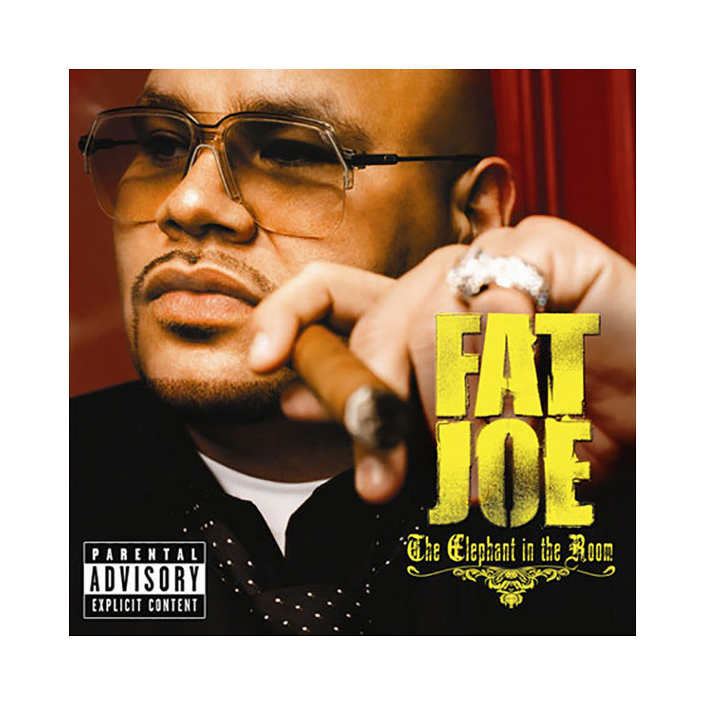 <!--2008032504-->Fat Joe - 'The Elephant In The Room' [CD]