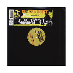 "Royce Da 5'9"" & Nottz - 'Politic/ Blow That Whistle' [(Black) 12"" Vinyl Single]"