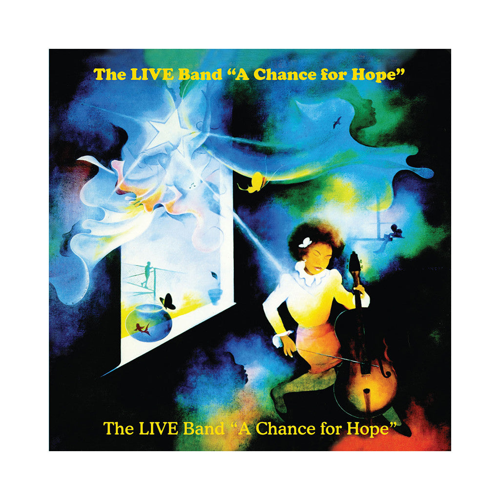 The Live Band - 'A Chance For Hope' [CD]