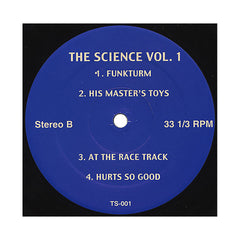 <!--020000101011417-->Various Artists - 'The Science Vol. 1' [(Black) Vinyl LP]