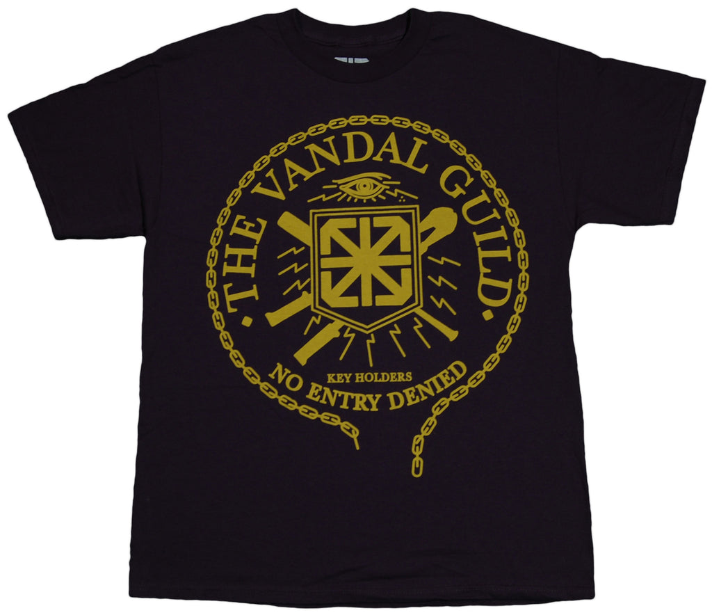 <!--2011091357-->The Seventh Letter - 'Vandals Guild' [(Dark Blue) T-Shirt]