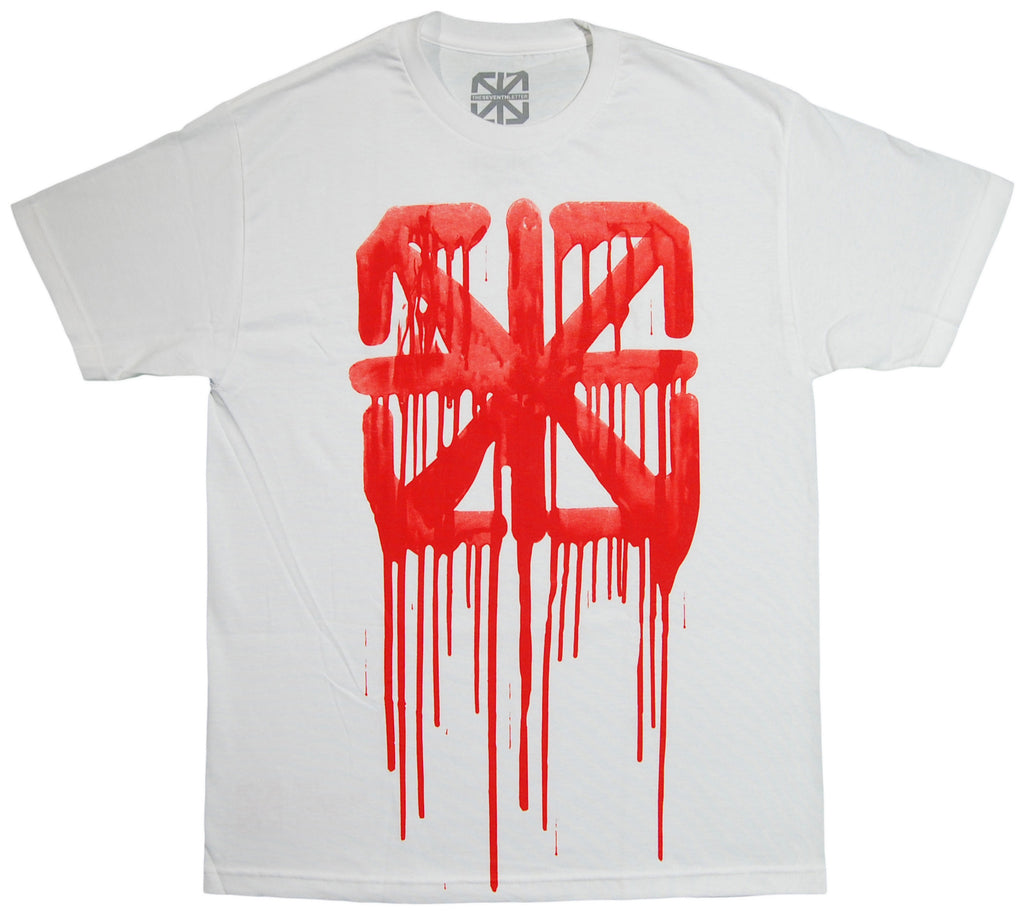 <!--2013040210-->The Seventh Letter - 'Blood' [(White) T-Shirt]