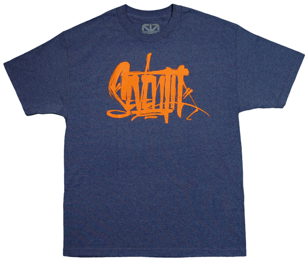<!--2013040238-->The Seventh Letter - 'Seventh Tag' [(Dark Blue) T-Shirt]