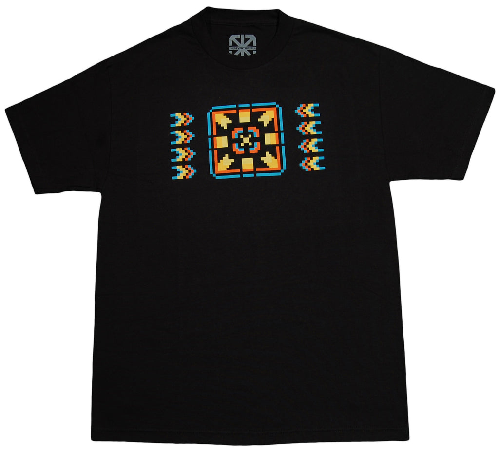<!--2013041611-->The Seventh Letter - 'Native' [(Black) T-Shirt]