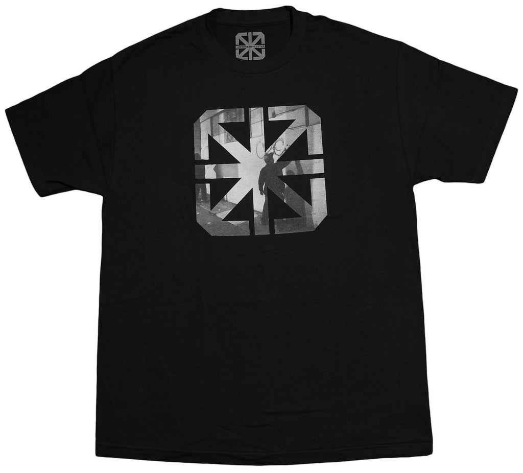 <!--2013041622-->The Seventh Letter - 'Late Night' [(Black) T-Shirt]