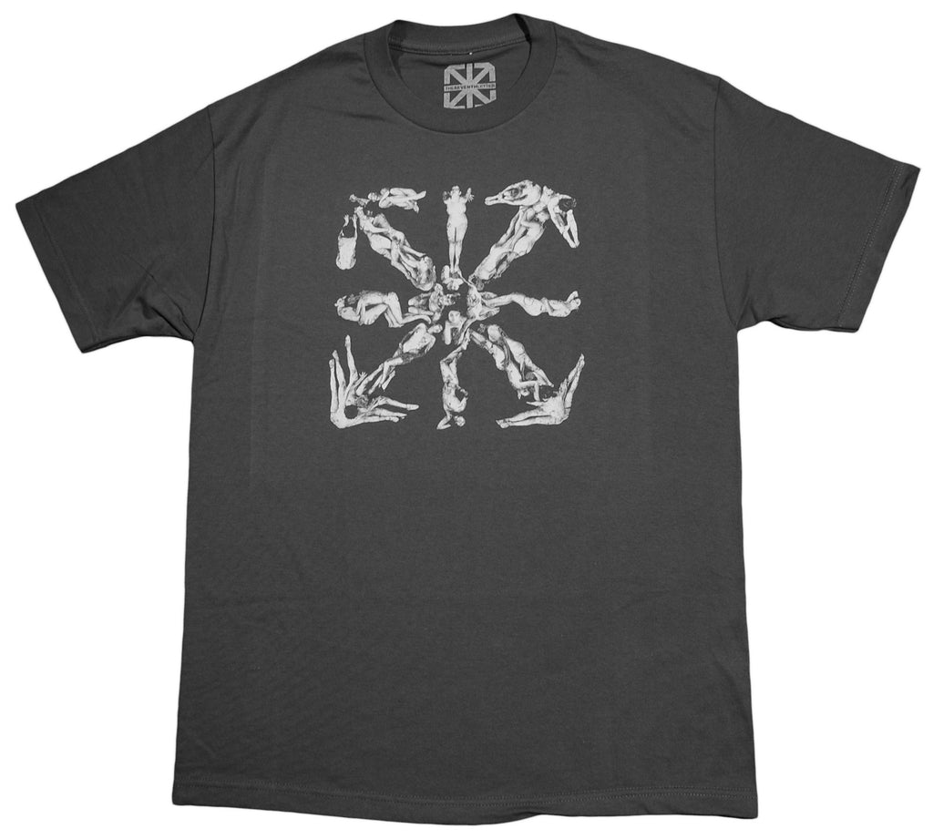 <!--2013070204-->The Seventh Letter - 'Bodies On The Floor' [(Dark Gray) T-Shirt]