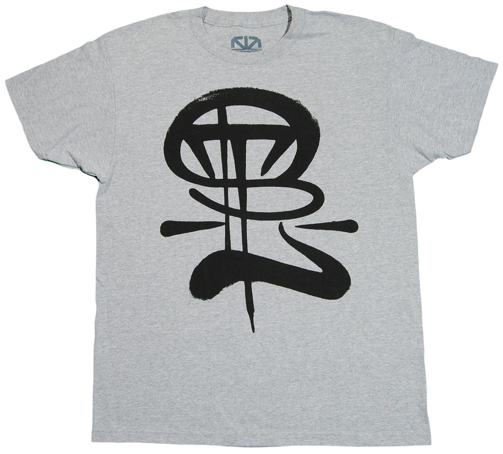 <!--2012091824-->The Seventh Letter - 'TSL Flare' [(Gray) T-Shirt]