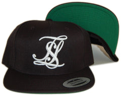 <!--020121002049852-->The Seventh Letter - 'Smooth' [(Black) Snap Back Hat]