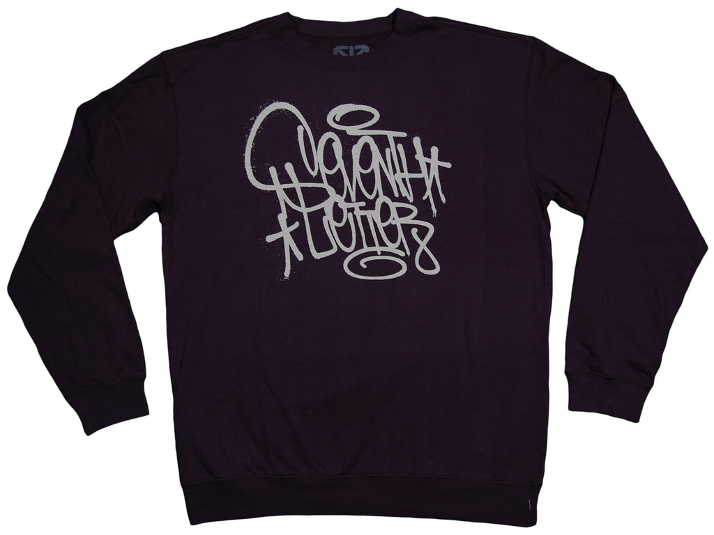 <!--2012100220-->The Seventh Letter - 'Steez 2' [(Dark Blue) Crewneck Sweatshirt]