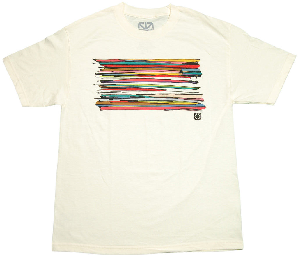 <!--2011112255-->The Seventh Letter - 'Lines' [(Natural) T-Shirt]