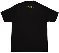 <!--2011112248-->The Seventh Letter - 'Recordings' [(Black) T-Shirt]