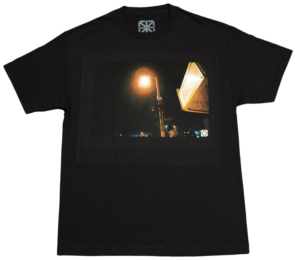 <!--2012061943-->The Seventh Letter - 'Alpine' [(Black) T-Shirt]